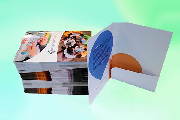 carpetas de empresa personalizadas