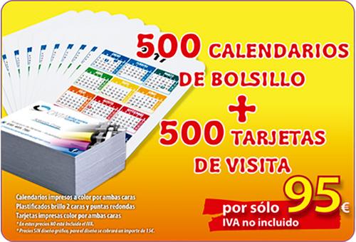 Calendarios personalizados Guadalajara