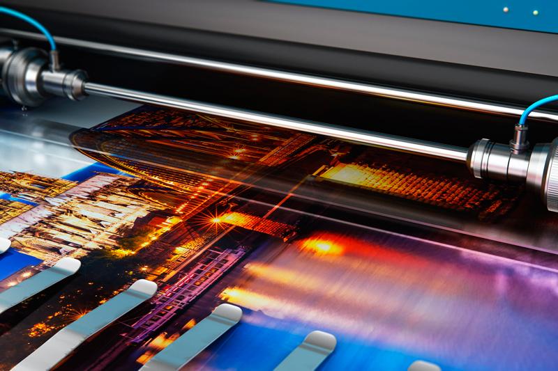 ventajas más desconocidas de la impresión digital