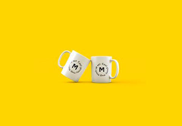 tazas personalizadas con logo