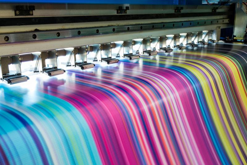 técnica de impresión digital