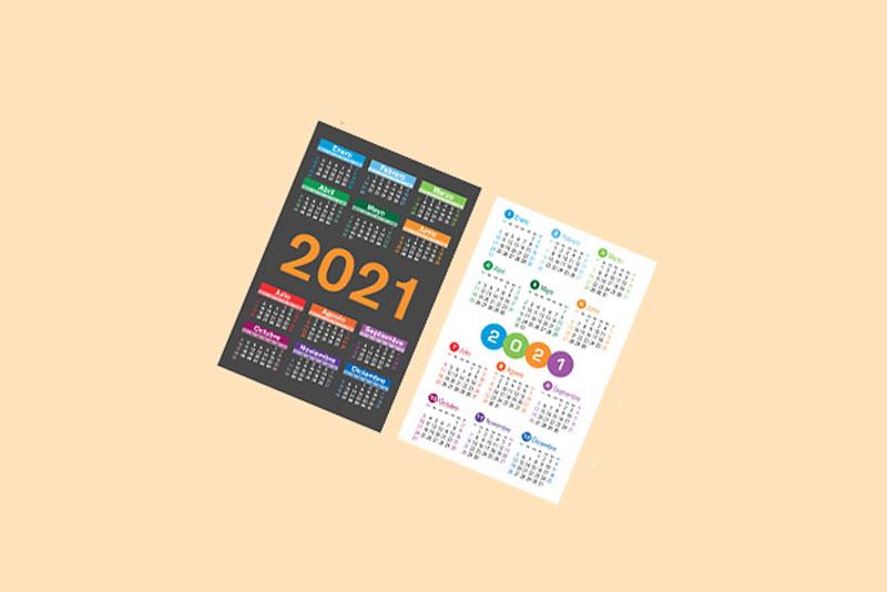 encargar calendarios personalizados